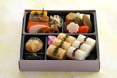 サーモン西京焼き弁当