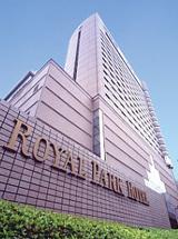 ロイヤルパークホテル 観劇宿泊プラン