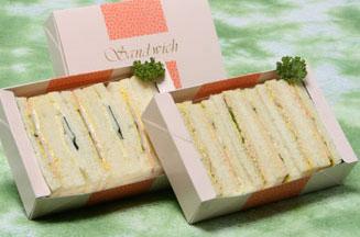サンドウィッチ(ミックス・和風)